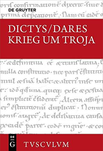Krieg um Troja (Sammlung Tusculum)