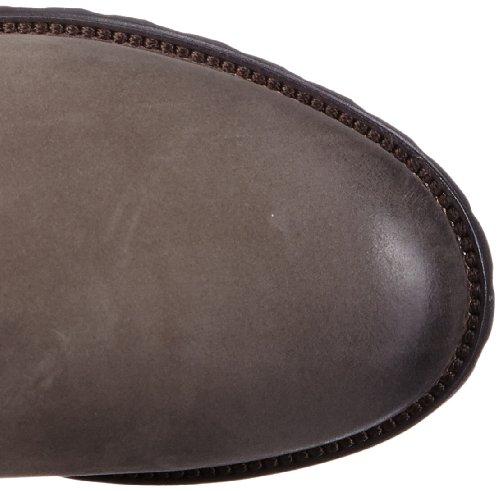 Kennel und Schmenger Schuhmanufaktur Robin Damen Langschaft Stiefel Grau (asfalt)