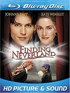 Finding Neverland [Blu-ray] [2004] [US Import]