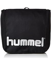 Hummel Authentic Toiletry Bag - black/silver