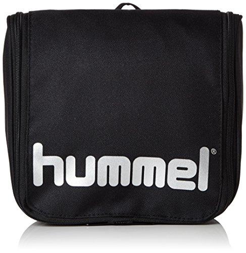 Hummel Authentic Neceser Bolsa Neceser Negro-Plata