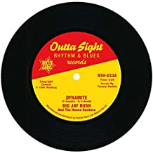 Dynamite/I Get the Feeling [Vinyl Single]