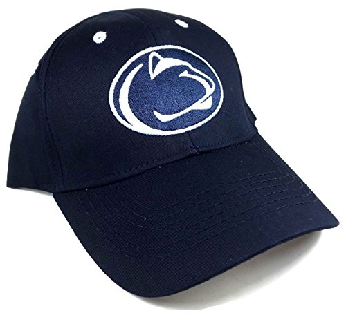 Blau Penn State University Nittany Lions verstellbar Hat (Löwen Mesh)