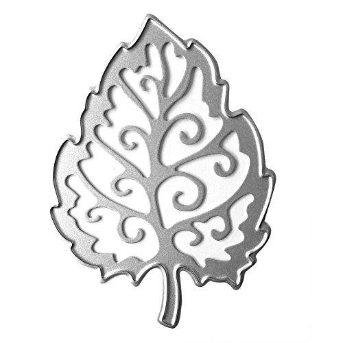 SULIFOR Prägemaschine Scherenform Schneidform Metall Stanzformen Schablone Für DIY Scrapbooking Album Papier Karte Dekor Handwerk (Dekor Schablone)