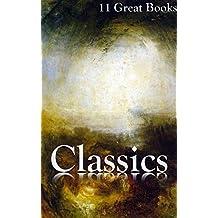 Classics: 11 Great Books (English Edition)
