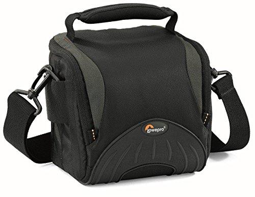 Lowepro Kameratasche Apex 110 AW für DSLR-Kamera und Zubehör schwarz