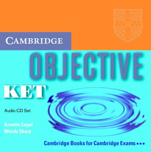 Objective KET Audio CD Set (2 CDs)