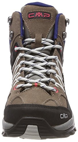 CMP Rigel - Scarpe da Arrampicata Alta Donna Beige (Tortora-ice)