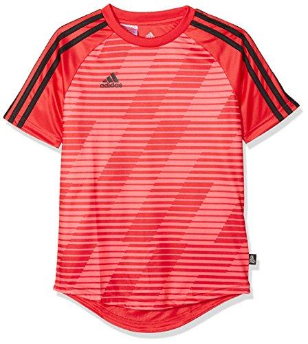 adidas Kinder Tango Team 18 Jersey Trikot, Orange(real coral ), 5-6 jahre(Herstellergröße: XXS/116cm)