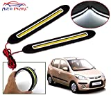#10: Auto Pearl - High Power DC 12V LED Flexible Auxiliary DRL Light - Hyundai I10 Type-1