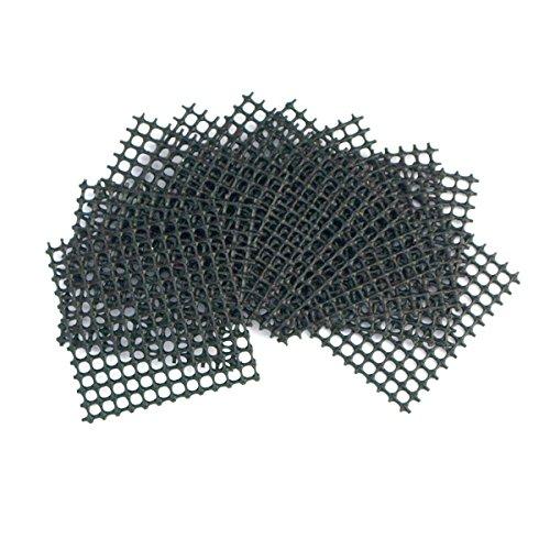 Kunststoff Abdeckgitter (4.5x4.5cm), 10 Stück