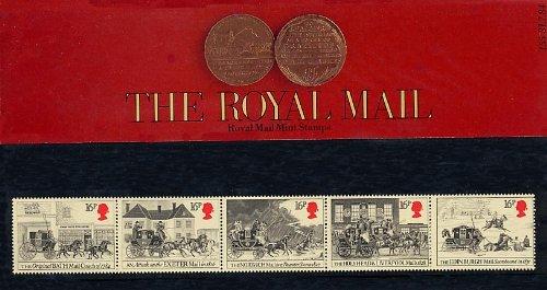 Der Royal Mail Coach 1984 Geschenkbox Nr. 155 (Geschenk-karte E-mail-lieferung)