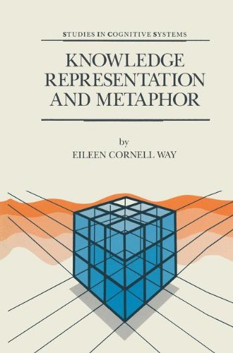 Knowledge Representation and Metaphor (Studies in Cognitive Systems) por E. Cornell Way