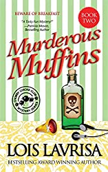 Murderous Muffins (Cozy Mystery) Book #2 (Chubby Chicks Club Cozy Mystery Series) (English Edition)