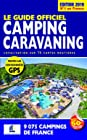 Le Guide Officiel Camping Caravaning 2019