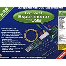 Lernpaket Experimente mit USB: 22 spannende USB-Experimente