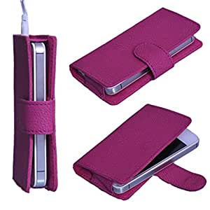 StylE ViSioN Pu Leather Pouch for Spice Pinnacle Stylus ( Mi-550)