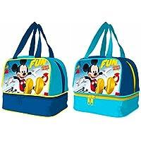 Mickey Mouse Bolsa portameriendas con Base
