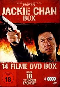 Jackie Chan Box Special Edition 14 Filme Box Mit 252 Ber