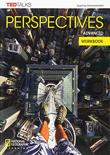 Perspectives Advanced: Workbook with Audio CD por National Geographic Learning