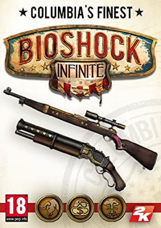 BioShock Infinite : Columbia's Finest Pack [Code jeu]