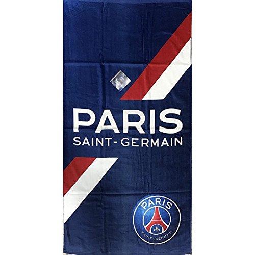 ICI C EST PARIS psg- toalla–Toalla de baño/playa Saint Germain FC Neymar Cavani