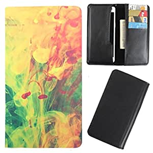 DooDa - For Huawei Honor 4C PU Leather Designer Fashionable Fancy Case Cover Pouch With Card & Cash Slots & Smooth Inner Velvet