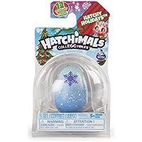 Hatchimals à Collectionner - 6044215 - Pack de 1 Figurine de Noël - Modèle Aléatoire