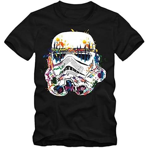 Stormtrooper #1 T-Shirt   Jedi   SW   Science Fiction