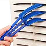 Best GENERIC Blinds - Red : Cleaning 3-blades Window Blinds Brush Air Review