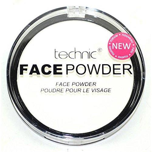 Technic White Face Powder by Technic
