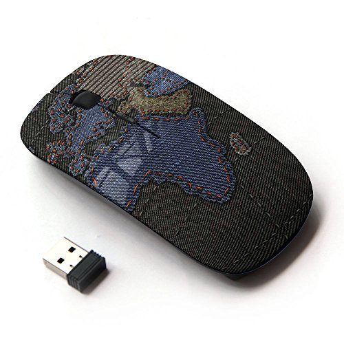 koolmouse-mouse-senza-fili-ottico-24g-africa-continents-map-europe-arabian-peninsula-