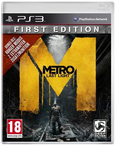 Preisvergleich Produktbild Metro: Last Light - First Edition - 100% uncut [PEGI]