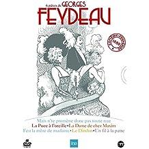 Coffret georges feydeau - 5 DVD