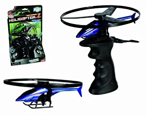 Boys Boy Child Children - Great Fun, Rip Cord Helicopter - Number One Christmas Xmas Top Up, Stocking Filler Gift Games & Toys Age 5+ - One Supplied