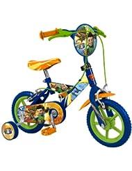 Tree Fu Tom enfants vélo–Multicolore, 30,5cm
