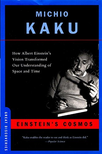Einstein's Cosmos: How Albert Einstein's Vision Transformed Our Understanding of Space and Time (Great Discoveries Great Discoveries)