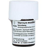 Stannum Metallicum Praeparatum D20, 20 g preisvergleich bei billige-tabletten.eu
