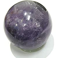 Hervorragende 148Gramm Amethyst Kugel 48mm Crystal Healing Home Office Geschenk Meditation Reiki Feng Shui metaphysisch... preisvergleich bei billige-tabletten.eu