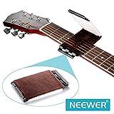 Neewer® Chiffon de nettoyage en microfibre ultra doux nettoyant pour corde pour guitare basse Ukulélé Violon Mandoline et autres instruments à cordes