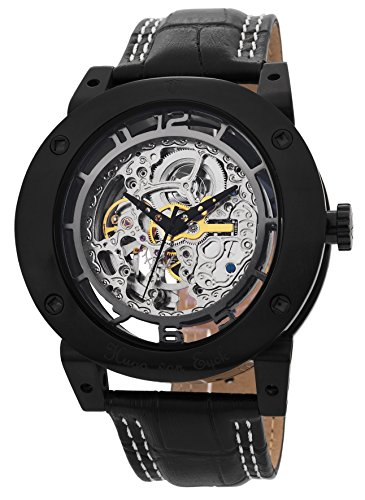 Hugo von Eyck gents automatic watch Aries, HE207-602