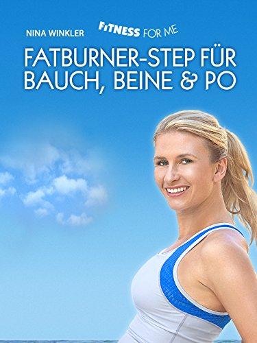 """Nina Winkler""""Fitness For Me"""" - Fatburner-Step für Bauch, Beine & Po"""