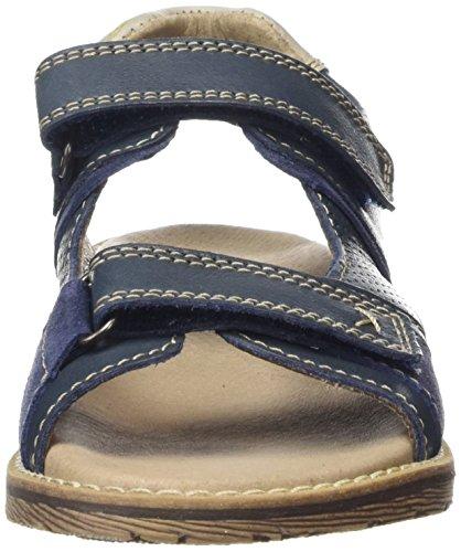 FRODDO Froddo Unisex Sandal, Sandales ouvertes mixte enfant Bleu - Bleu foncé