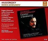 Moussorgski: Boris Godounov