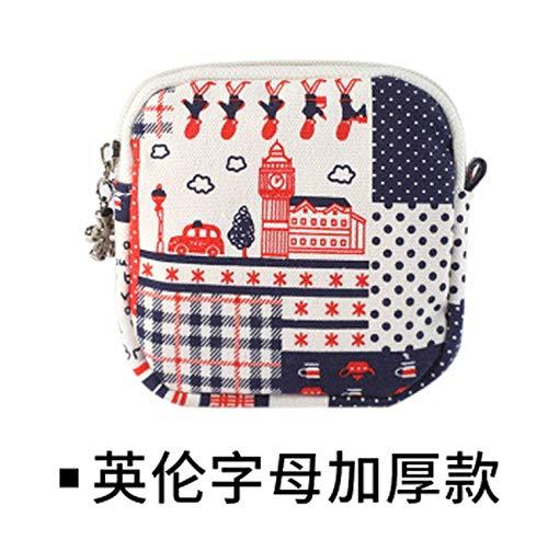 Werbe Organizer Travel Digital Storage Bag Wasserdichte Power Kabel Ladegerät Organizer Bag Kosmetik Aufbewahrungstasche