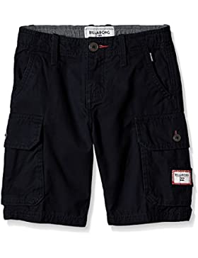 Billabong All Day - Pantalón Corto para niño, Color Azul, Talla 10 años (Taille Fabricant : 10)