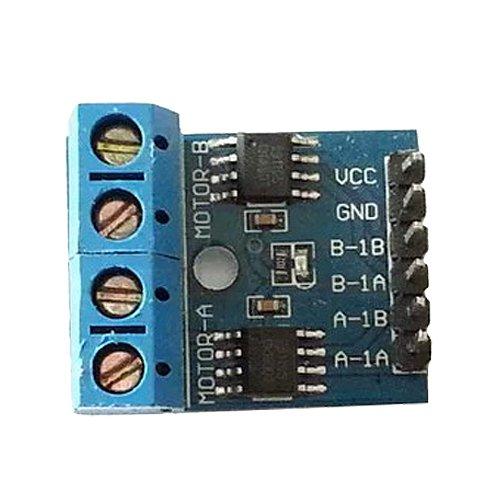 SODIAL(R) L9110S CC Controlador de Motor Paso a Paso H-Bridge para Arduino 800mA 2.5-12v TTL/CMOS UK