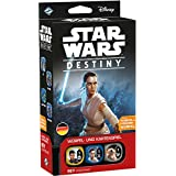 Fantasy Flight Games iSWD02 - Star Wars: Destiny - Rey Starter-Set