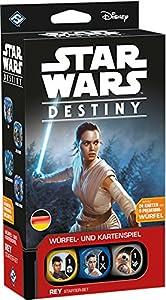 Fantasy Flight Games iswd02-Star Wars: Destiny-Rey Starter de Juego