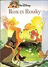 Rox et Rouky par Disney